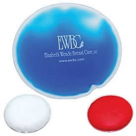 Promotional Oval Chill Patch Ice Pack