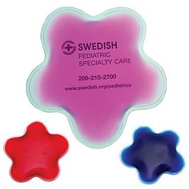 Promotional Flower Chill Patch Ice Pack