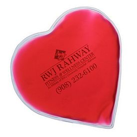 Customized Heart Chill Patch Ice Pack