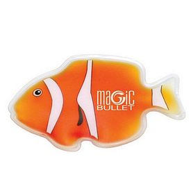 Promotional Orange Clown Fish Chill Gel Ice Pack