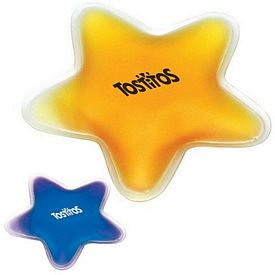 Promotional Star Chill Gel Ice Pack