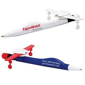 Customized Jet Plane Novelty Pens