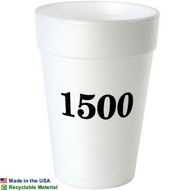 Promotional 14 Oz Foam Cup