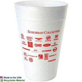 Promotional 32 Oz Foam Cup