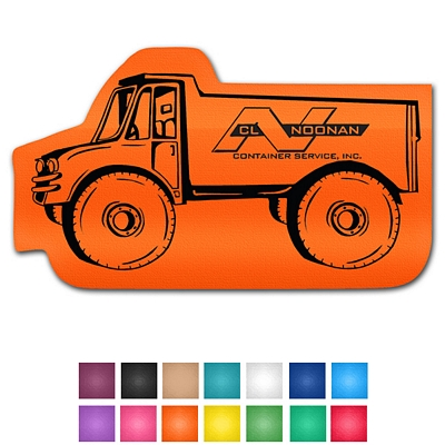 Customized Dump Truck Ez Gripper Medium Vinyl Jar Opener