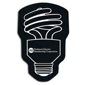 Promotional Cfl Bulb Recycled Tire Small Coaster
