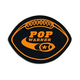 Promotional Football Recycled Tire Small Coaster