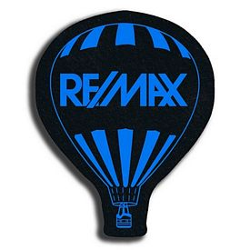 Promotional Balloon Recycled Tire Medium Coaster