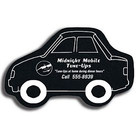 Promotional Car Recycled Tire Medium Coaster