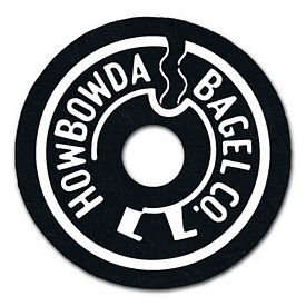 Custom Donut Or Cd Recycled Tire Medium Coaster