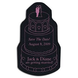 Promotional Wedding Cake Re-Tread Medium Jar Opener