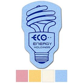 Promotional Cfl Bulb Compressed Medium Sponge