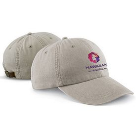 Customized Adams AD969 6-Panel Low-Profile Washed Pigment-Dyed Cap