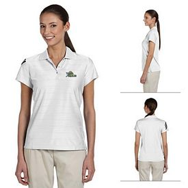 Customized adidas A135 Ladies ClimaCool Mesh Polo