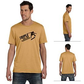 Customized Alternative AA1070 Mens Tear-Away Label T-Shirt