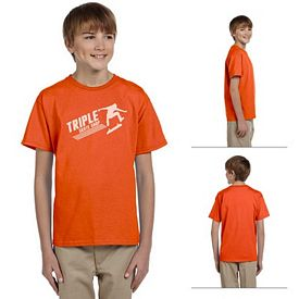 Customized Anvil 905B 6.1 oz Youth Ultraweight T-Shirt
