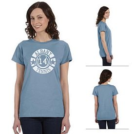 Customized Anvil OR428 5 oz Oeko-Tex Ladies T-Shirt