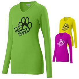 Customized Augusta Sportswear 1330 Ladies Assist Jersey Shirt