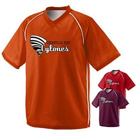 Customized Augusta Sportswear 1615 Verge Reversible Jersey Shirt