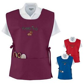 Customized Augusta Sportswear 2090 Smock Apron Vest