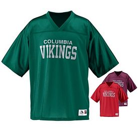 Customized Augusta Sportswear 257 Stadium Replica Jersey Shirt