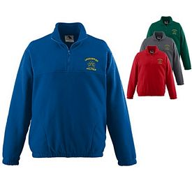 Customized Augusta Sportswear 3530 Chill Fleece Half-Zip Pullover