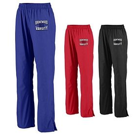 Customized Augusta Sportswear 3715 Ladies Premier Sports Pant