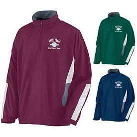 Customized Augusta Sportswear 3720 Drive Half Zip Pullover