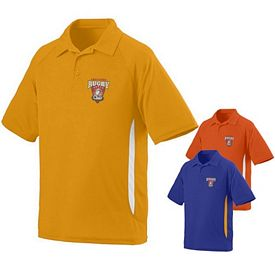Customized Augusta Sportswear 5005 Mens Mission Coach Sport Polo Shirt