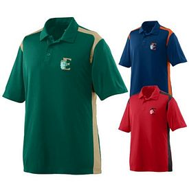 Customized Augusta Sportswear 5055 Mens Wicking Textured Gameday Sport Shirt