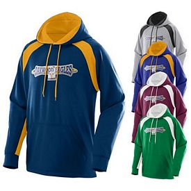 Customized Augusta Sportswear 5527 Fanatic Hooded Sweatshirt