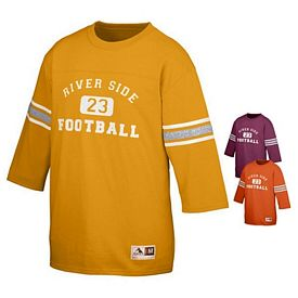 Customized Augusta Sportswear 676 Old School Football Jersey Shirt
