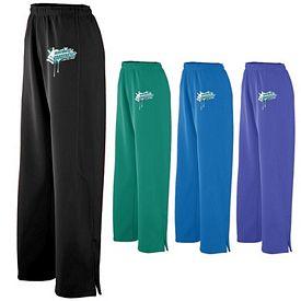 Customized Augusta Sportswear 877 Ladies Double Knit Pants