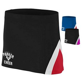 Customized Augusta Sportswear 9205 Ladies Cheerleader In-Motion Skirt