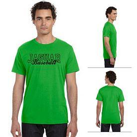 Customized Bella 3650 Unisex Poly-Cotton Short-Sleeve T-Shirt