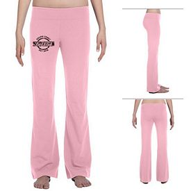 Customized Bella 810 Ladies' Cotton/Spandex Fitness Pant