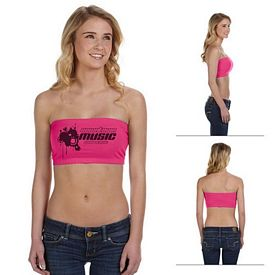 Customized Bella 0980 Ladies' Cotton Spandex Bandeau
