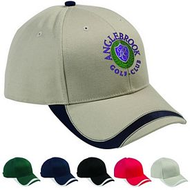 Customized Big Accessories SWTB Sport Wave Baseball Cap