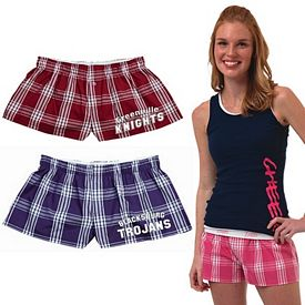 Customized Boxercraft C40 Ladies Bitty Boxer Shorts
