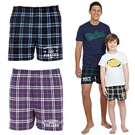 Customized Boxercraft F48 Classic Flannel Boxers