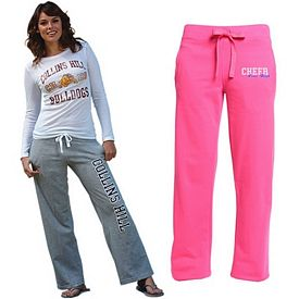 Customized Boxercraft K13 Ladies Boyfriend Sweatpant