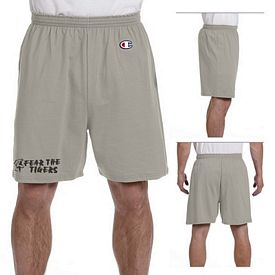 Customized Champion 8187 Adult 6.1 oz Cotton Jersey Shorts