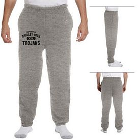 Customized Champion P2170 9.7 oz. 90-10 Cotton Max Sweatpants