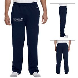 Customized Champion P800 Adult Eco 9 oz Poly-Cotton Open-Bottom Pants