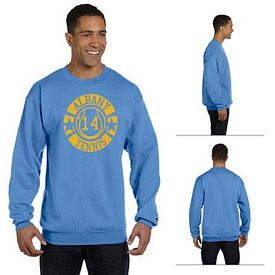 Customized Champion S600 Adult Eco 9 oz Blend Crewneck Sweatshirt