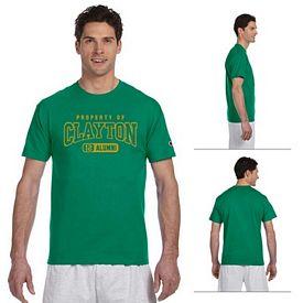 Customized Champion T525C Adult 6.1 oz Tagless T-Shirt