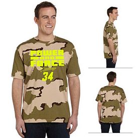 Customized Code V LS3906 Camouflage T-Shirt