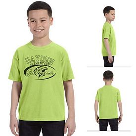 Customized Comfort Colors C9018 Youth 5.4 oz Ringspun Garment-Dyed T-Shirt