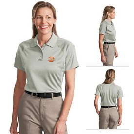 Customized CornerStone CS411 Ladies' Select Snag-Proof Tactical Polo