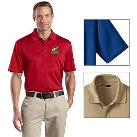 Customized CornerStone CS412 Men's Select Snag-Proof Polo